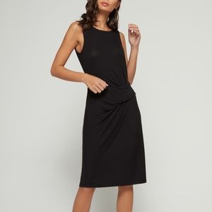 BAR III Ruched Front Dress
